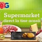 eMAG.ro SuperMarket by Mega Image a fost lansat