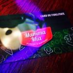 Pizzeria Mamma Mia – Fidelizare a clientilor prin card sau aplicatie de smartphone