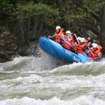 In ce zone din Romania poti face Rafting