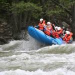 In ce zone din Romania poti face Rafting