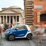 Smart Forfour si Fortwo disponibile si in Romania