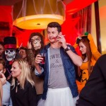 Cum m-am costumat de Halloween 2014