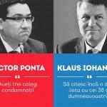 Cat de greu este de inteles ca nu te vrem domnule VV Ponta ?