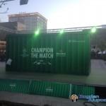 Ce se intampla cu containerul Heineken de la Palas Iasi #ChampionTheMatch