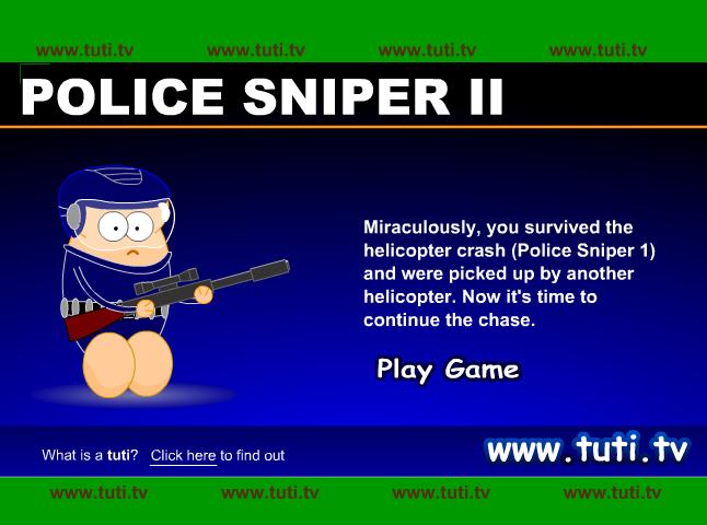 politist-sniper