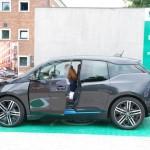 La Cluj-Napoca a fost inaugurata prima priza publica din oras destinata masinilor electrice si hibrid