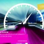 Telekom Romania extinde acoperirea de fibra optica din zona Moldovei