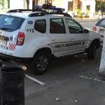 Masina Politiei Locale din Odorheiul Secuiesc