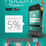 Aplicatia Fidelity rasplateste clientii fideli din Iulius Mall-uri