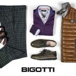 Smart Casual de la Bigotti pe timp de toamna