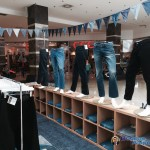 THE DENIM stand by C&A in Palas Mall