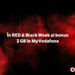 3GB de trafic de date gratuit de la Vodafone Romania
