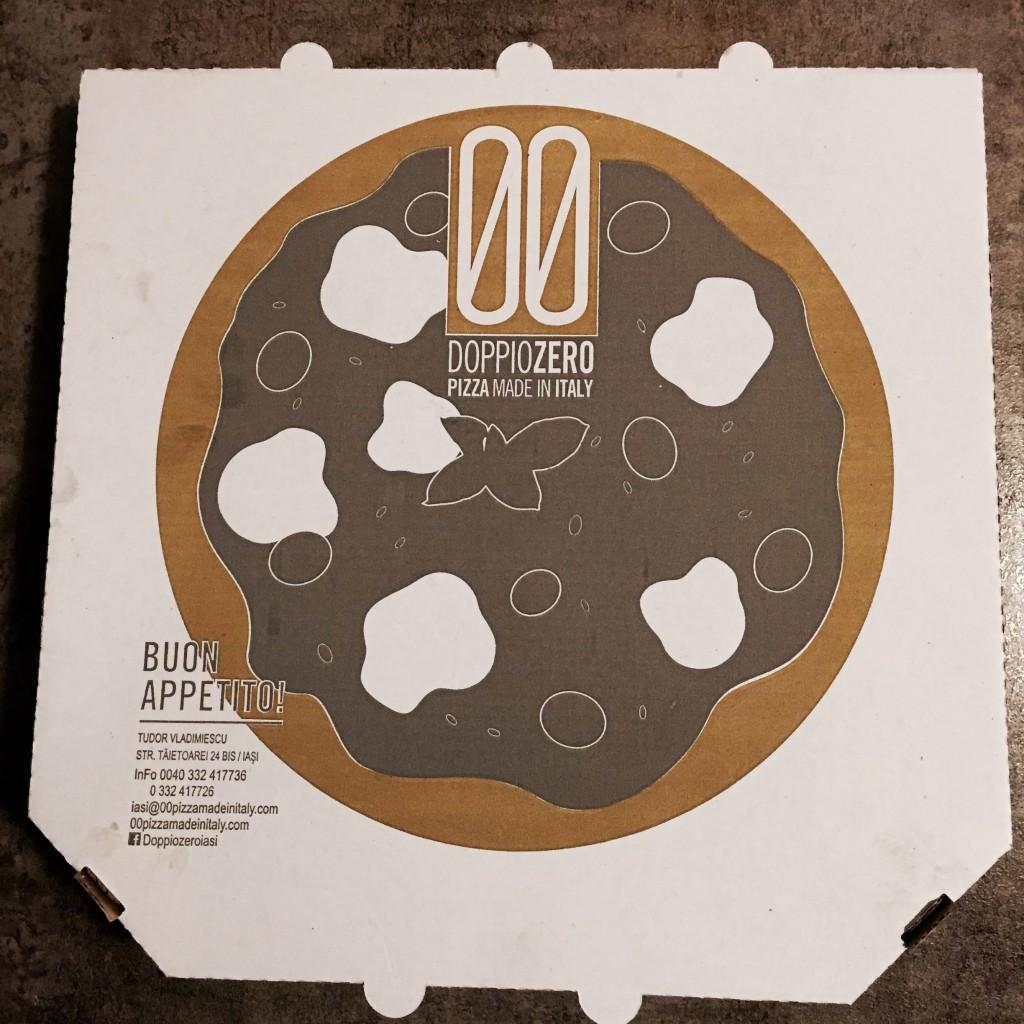 pizza doppio zero iasi