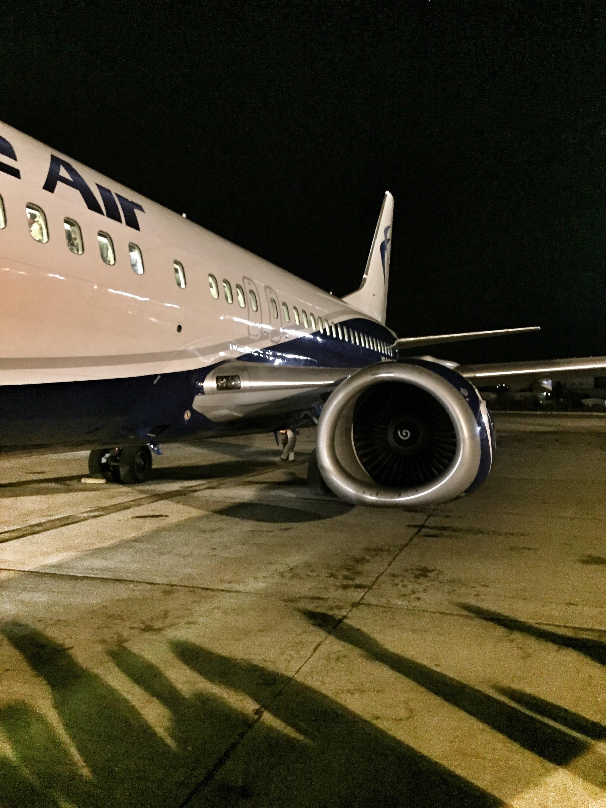 Zboruri directe cu Blue Air din Iasi spre Cluj si Timisoara din octombrie