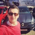 Drive Test noul Renault Megane – Ziua 1