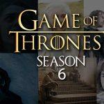 Game of Thrones sezonul 6 incepe pe 25 aprilie 2016