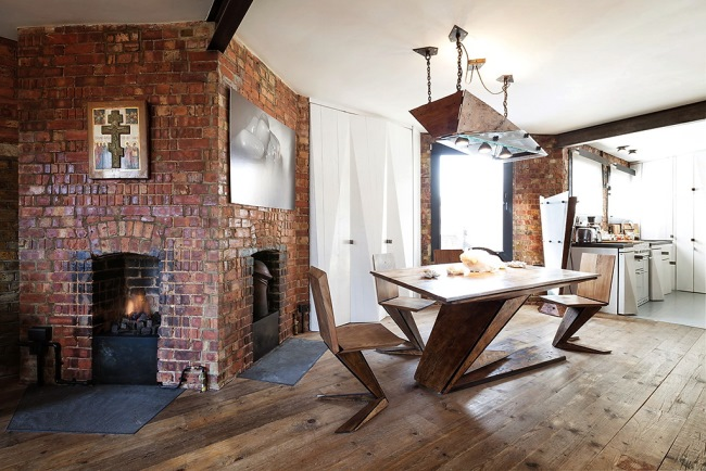 4-living-dining-si-bucatarie-open-space-apartament-stil-industrial-londra