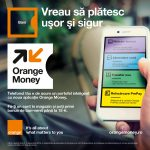 Orange Romania lanseaza serviciul Orange Money
