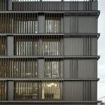 Cladirile pe structuri metalice pot avea si ele arhitecturi frumoase