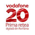 Record de trafic de date in reteaua Vodafone Romania dupa startul campaniei aniversare de 20 de ani