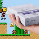 Consola de jocurile clasice SNES MINI disponibila si in Romania