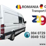 Transport persoane Romania – Germania