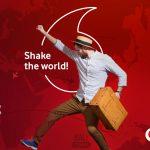 Clientii Vodafone Romania sub 26 de ani pot castiga excursii in Bali, Havana, Hong Kong, Dubai, Barcelona sau Paris, in campania Shake the World