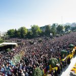 Programul hramului Sfintei Cuvioase Parascheva – Iasi, 11-14 octombrie 2018