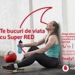 Abonatii Vodafone primesc suport personalizat, o optiune speciala de roaming, reduceri la calatorii si activitati de relaxare, cu noua oferta Super RED