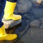 Cizme de cauciuc la modă, o încălțăminte haioasă pentru vremea ploioasă
