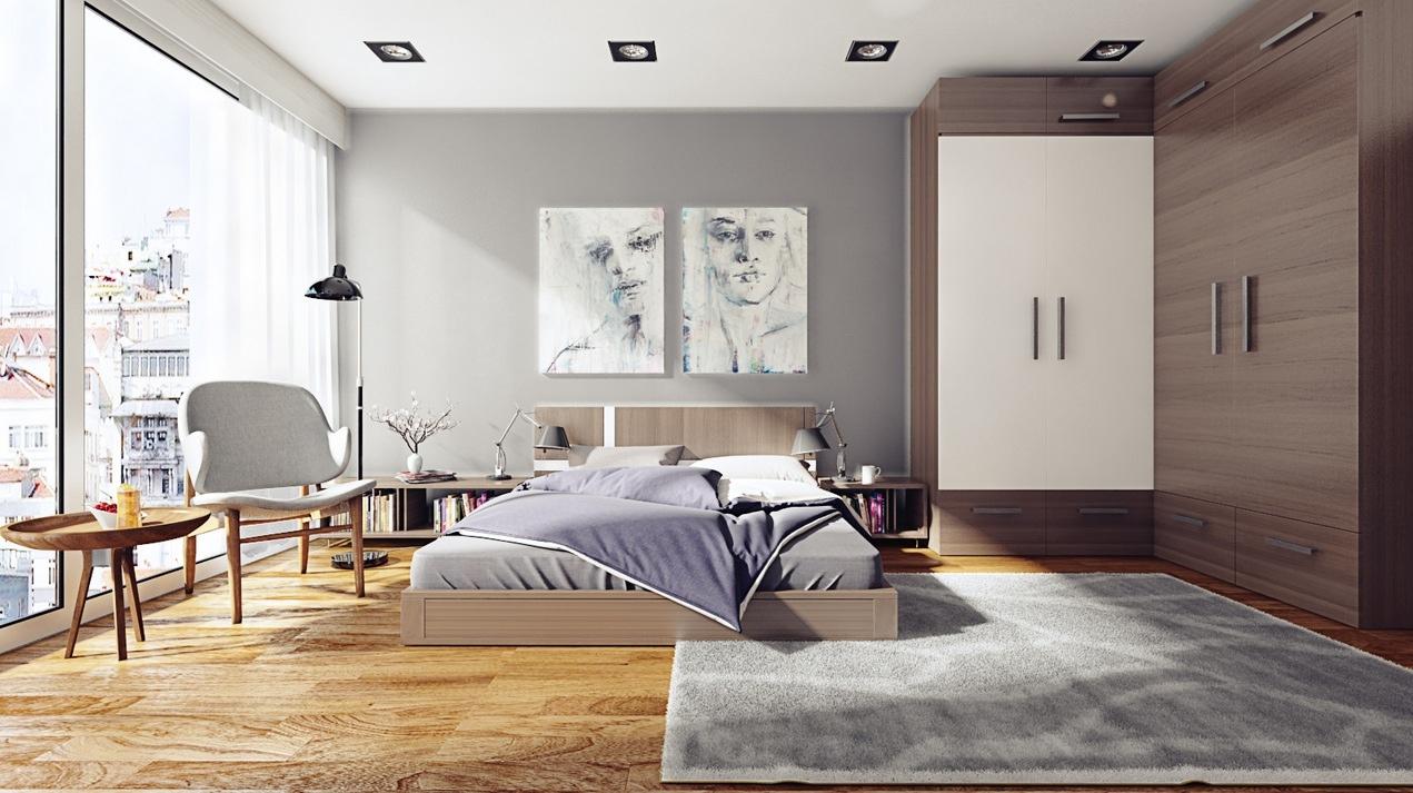 amenajare-dormitor-alb