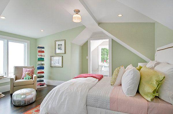 amenajare-dormitor-verde-pastel