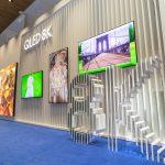 Samsung lansează primul panou 8K pentru afișajul comercial