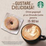 Oferta speciala in Iasi pentru fanii Starbucks in luna februarie