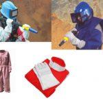 De ce sa porti echipament de protectie atunci cand realizezi operatiunea de sablare?