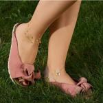 Bratari pentru picior – un cadou surprinzator